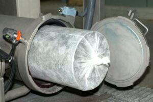 Vliessstoff-Überzüge für Filterelemente, Wasserfilter, Luftfilter, Filter, Färbehülsen und Filterüberzüge.