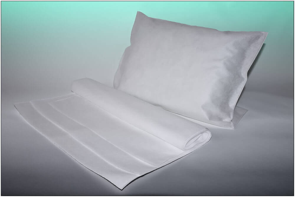 vliesstoff kopfkissen h llen f r f llkissen ultratex. Black Bedroom Furniture Sets. Home Design Ideas